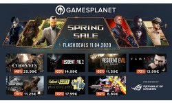 Gamesplanet Spring Sales 11 04 2020
