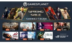 Gamesplanet Spring Sales 17 04 2020