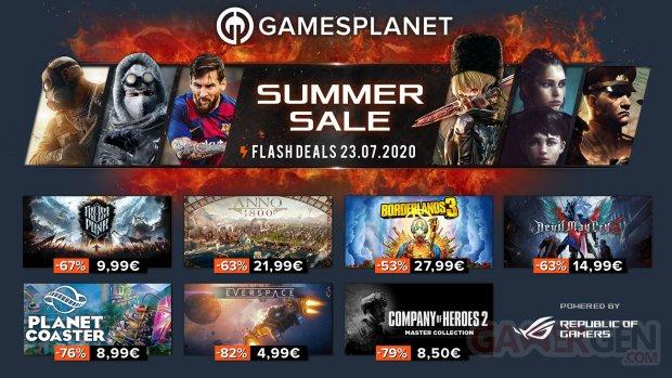 Gamesplanet Summer Sales 23 07 2020