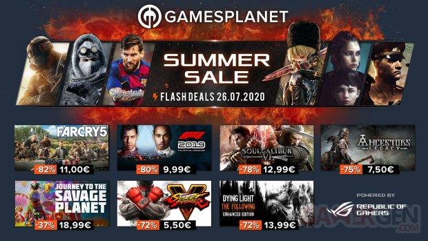 Gamesplanet Summer Sales 26 07 2020