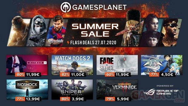 Gamesplanet Summer Sales 27 07 2020