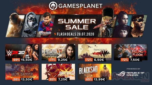 Gamesplanet Summer Sales 28 07 2020