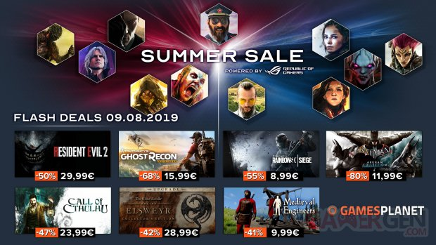Gamesplanet vendredi 9 aout SS2019 partner day5 rectangle EU