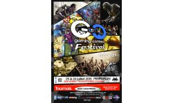 Gaming Contest Festival 2015 affiche 1
