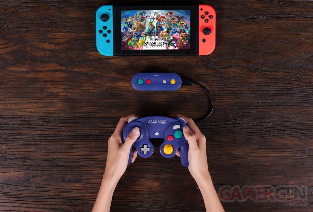 GBros. Wireless Adapter 8BitDo (2)