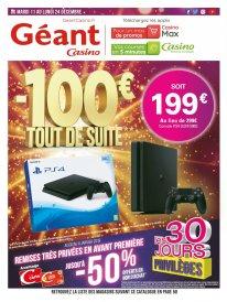 Géant Casino PS4