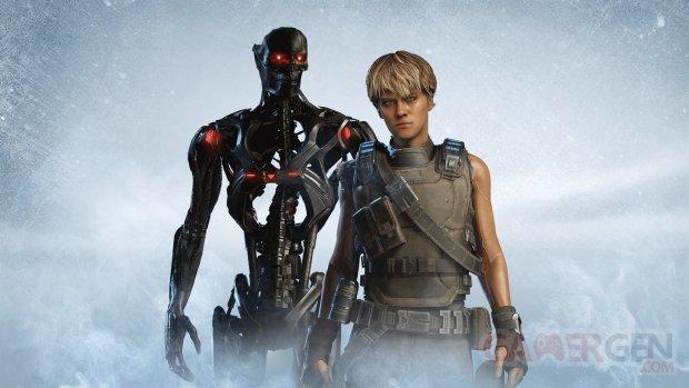 Gears 5 Terminator Dark Fate Grace Rev 9