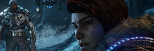 Gears 5 test images