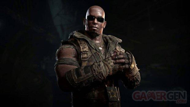 Gears of War 3 Aaron Griffin