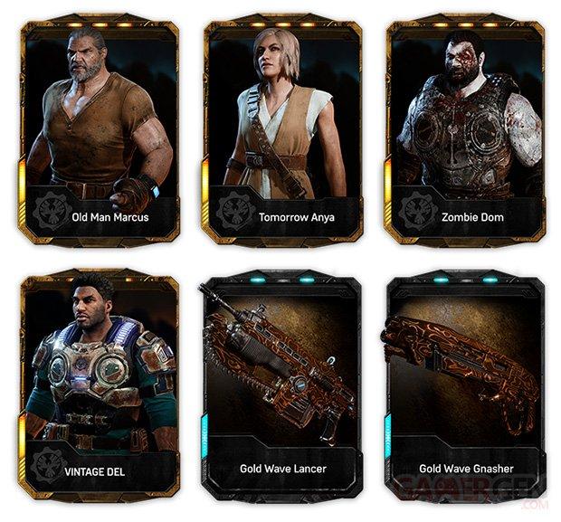 Gears of War 4 Bonus pre?co 3
