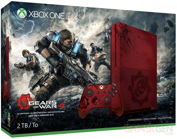 Gears of War 4 collector 1