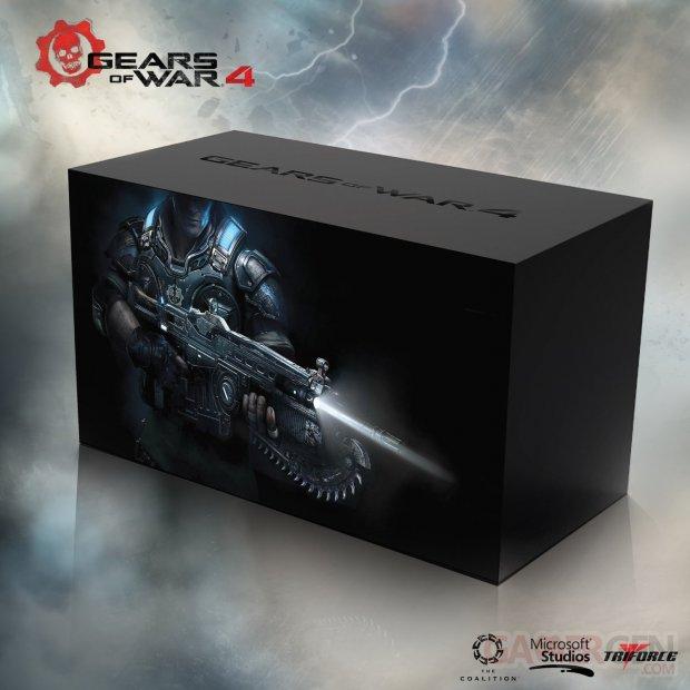 Gears of War 4 collector 4