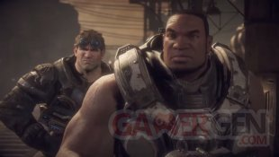 Gears of War Ultimate Edition Cole Train head