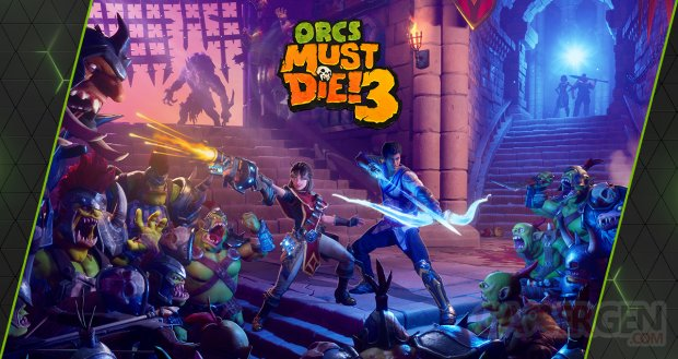 geforce now orc must die 3