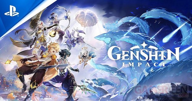 Genshin Impact PS5 Edition image