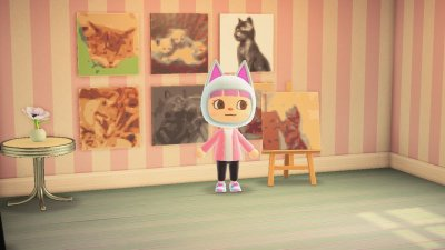 Animal Crossing New Horizons Plongee Cuisine Couture Et