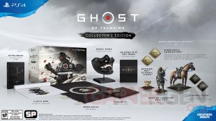 Ghost of Tsushima collector 05 03 2020