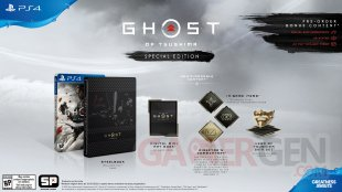 Ghost of Tsushima édition spéciale 05 03 2020