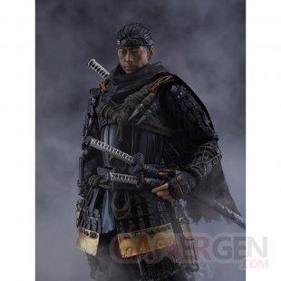 Ghost of Tsushima figurine Figma Jin Sakai01