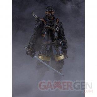 Ghost of Tsushima figurine Figma Jin Sakai02