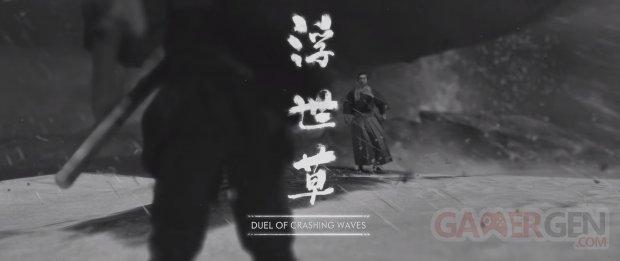 Ghost of Tsushima Mode Kurosawa head