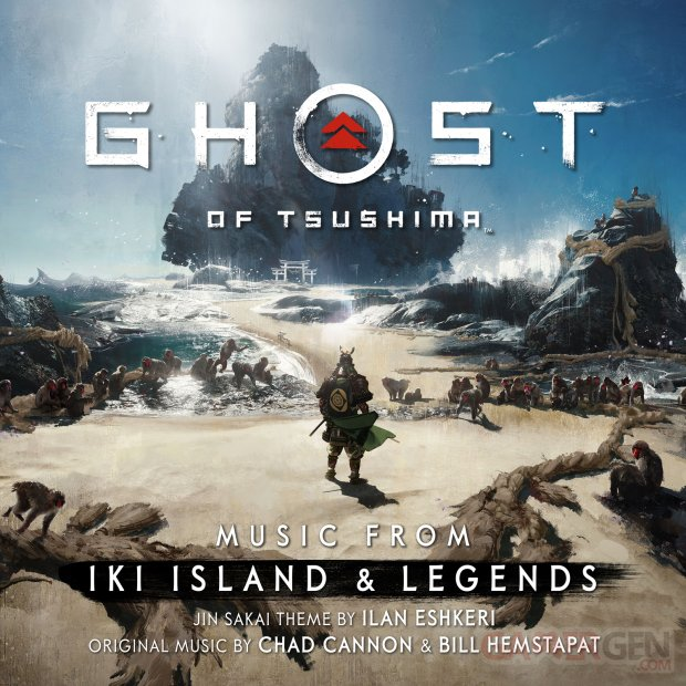 Ghost of Tsushima Music from Iki Island & Legends