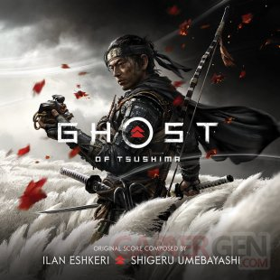 Ghost of Tsushima Original Score OST Soundtrack