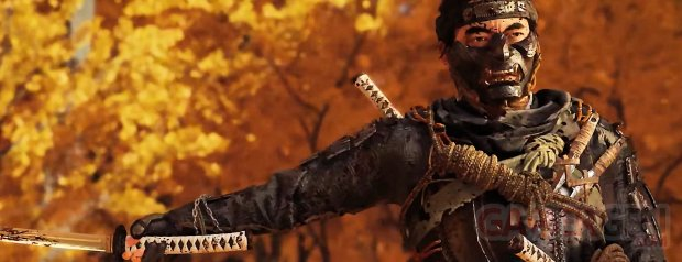 Ghost of Tsushima test review image