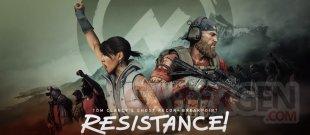 Ghost Recon Breakpoint Trailer Évènement Résistance