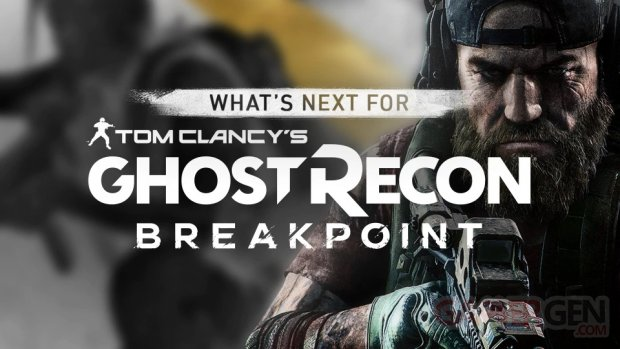 Ghost Recon Breakpoint What's Next