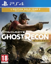 Ghost Recon Wildlands Year 2 Gold PS4 18 09 2018