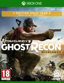 Ghost Recon Wildlands Year 2 Gold Xbox One 18 09 2018