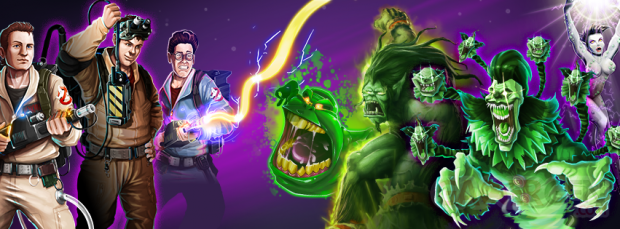 Ghostbusters Puzzle Fighter 23 04 2015 artwork 1