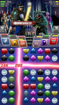 Ghostbusters Puzzle Fighter 23 04 2015 screenshot 1