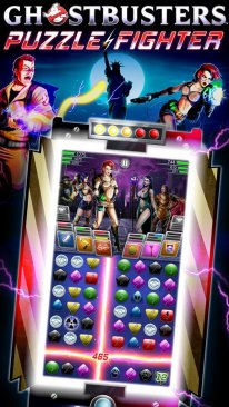 Ghostbusters Puzzle Fighter 23 04 2015 screenshot 3