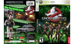 ghostbusters the video game jaquette