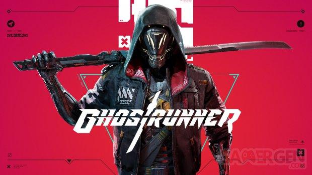 Ghostrunner  Switch date sortie novembre