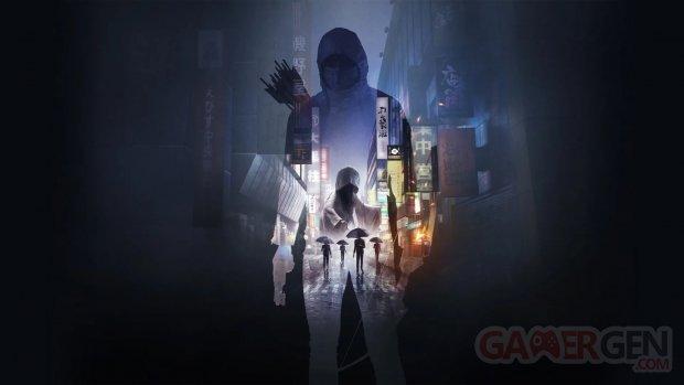 Ghostwire Tokyo background