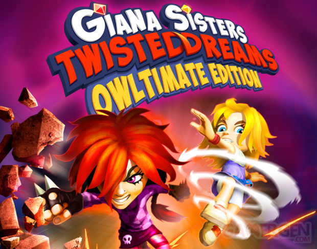 Giana Sisters Twisted Dreams – Owltimate Edition