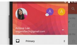 gmail 5 material design
