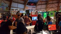 Go Play One 8   2016   Stand VR GamerGen   Ambiance