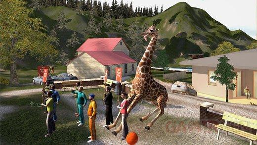 goat simulator ios screenshot  (4).