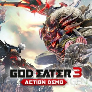 God Eater 3 Action Demo 20 12 2018