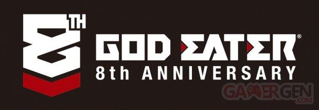 God Eater 8e anniversaire logo bis 05 02 2018