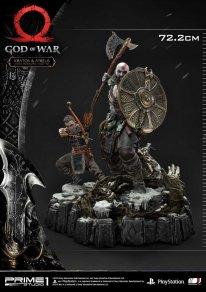 God of War figurine statuette Prime 1 Studio Kratos Atreus 02 17 11 2019