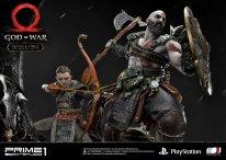 God of War figurine statuette Prime 1 Studio Kratos Atreus 05 17 11 2019
