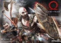 God of War figurine statuette Prime 1 Studio Kratos Atreus 07 17 11 2019