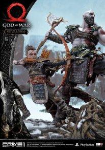 God of War figurine statuette Prime 1 Studio Kratos Atreus 10 17 11 2019