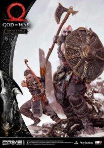 God of War figurine statuette Prime 1 Studio Kratos Atreus 11 17 11 2019