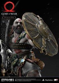 God of War figurine statuette Prime 1 Studio Kratos Atreus 16 17 11 2019